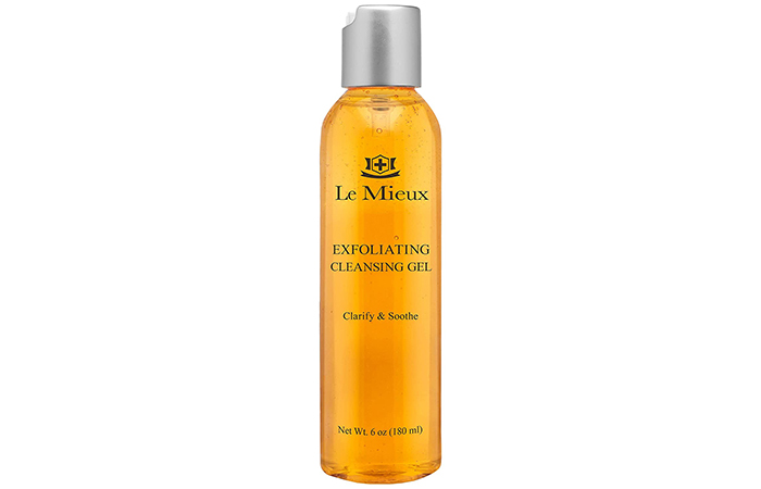 Best Exfoliating Gel Le Mieux