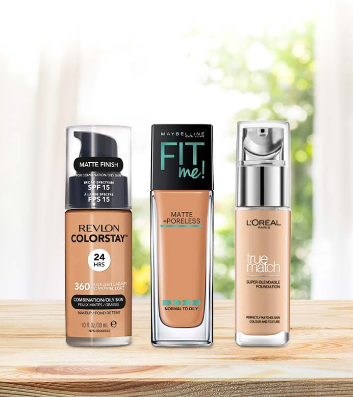 Best Foundation For Oily Skin In Hindi