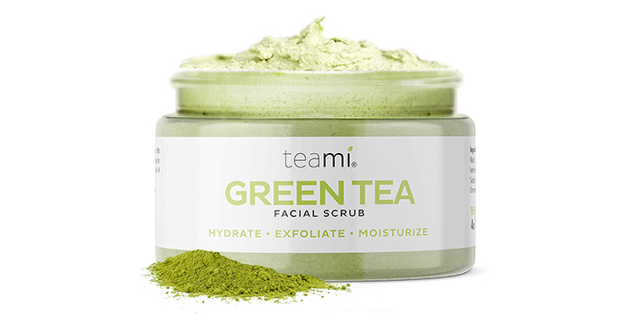 Best Green Tea Ex foliator