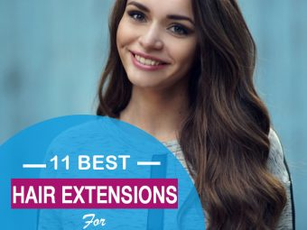 11 Best Hair Extensions For Fine And Thinning Hair