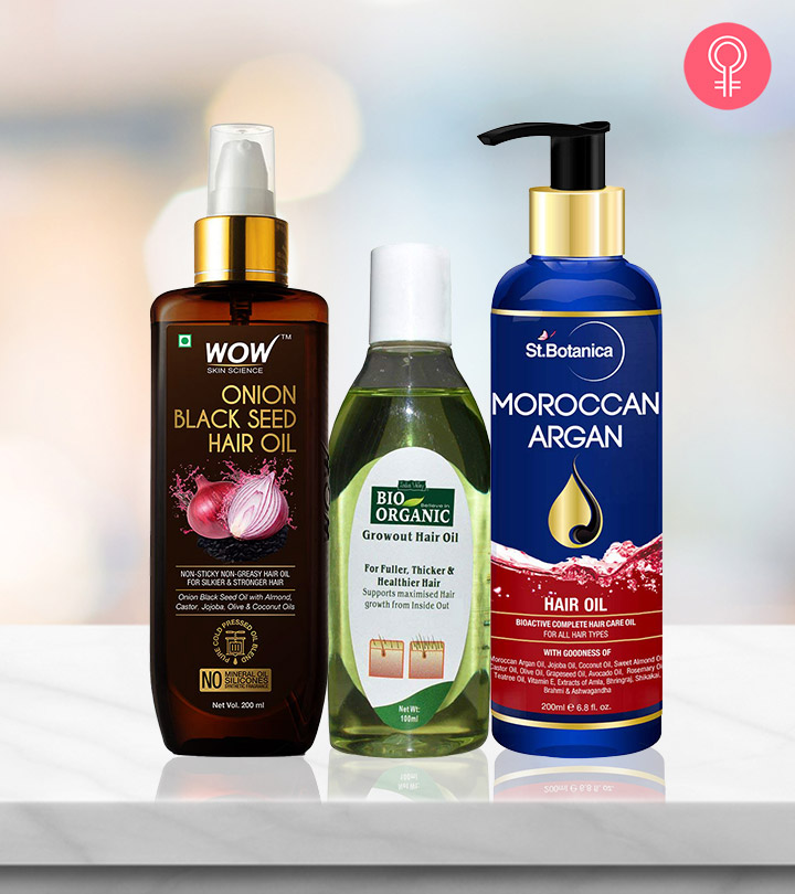 Best Hair Oil Names In Hindi