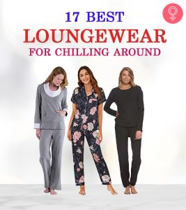 17 Best Loungewear For Chilling Around – 2020