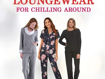 Best Loungewear For Chilling