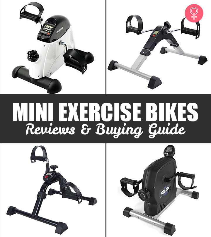 10 Best Mini Exercise Bikes Of 2020 – Reviews And Buying Guide