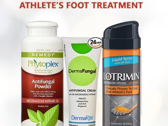 10 Best Products For Athlete's Foot Treatment