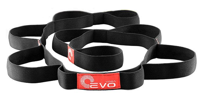 Best Resistance Stretching Strap Yoga EVO Yoga Strap