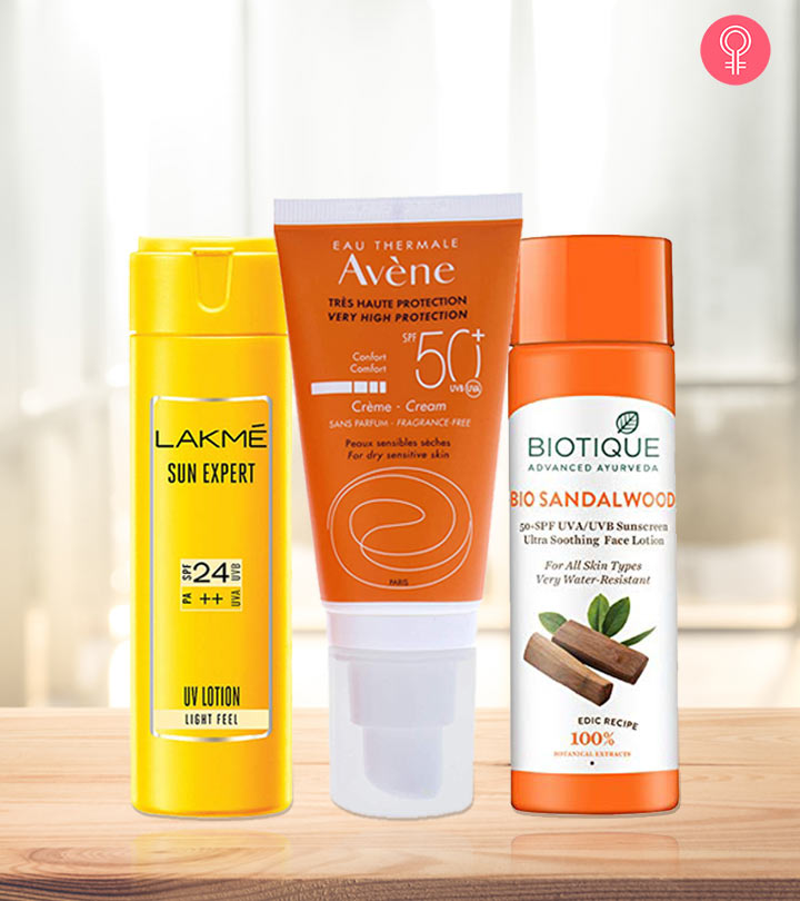 உங்கள் முகத்திற்கு ஏற்ற சிறந்த சன்ஸ்க்ரீன் க்ரீம்கள் – Best Sunscreen Lotions in Tamil