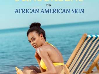 Best Sunscreens For African American Skin