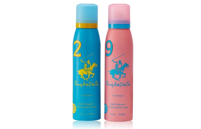 Beverly Hills Polo Club Deodorant for Woman