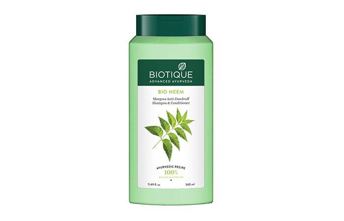 Biotic Bio Neem Margosa Anti Dandruff Shampoo