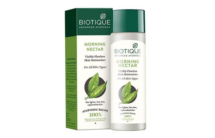 Biotic Morning Nectar Flawless Skin Lotion