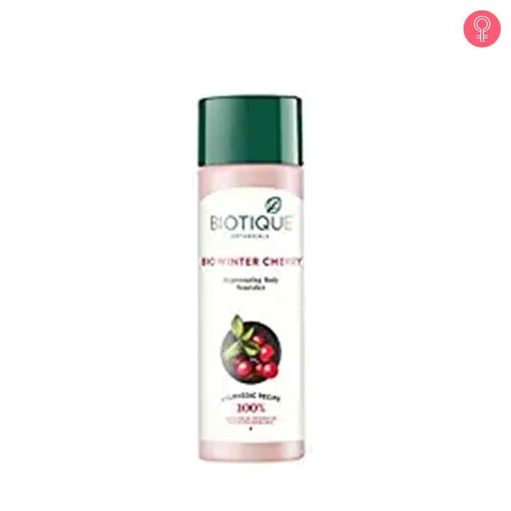 Biotique Bio Winter Cherry Rejuvenating Body Nourisher