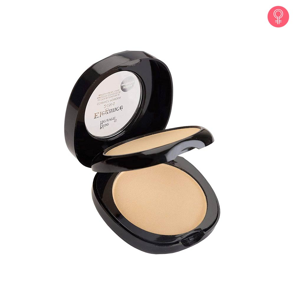Blue Heaven Elegance 2 in 1 Compact Powder