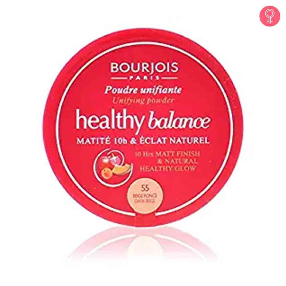 Bourjois Healthy Balance Unifying Powder