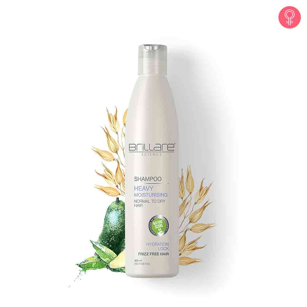 Brillare Science Heavy Moisturising Shampoo