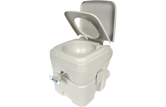 Camco Portable Travel Toilet