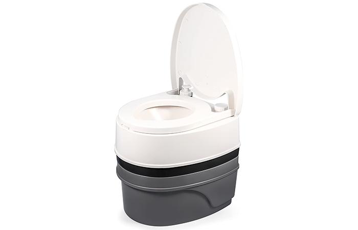 Camco Premium Detachable Portable Toilet