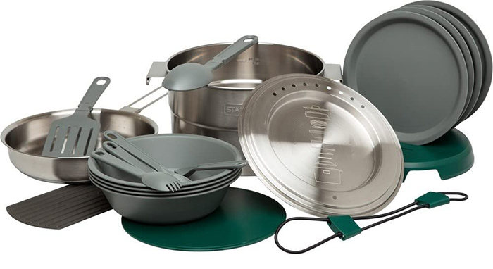 Camp Cook Set