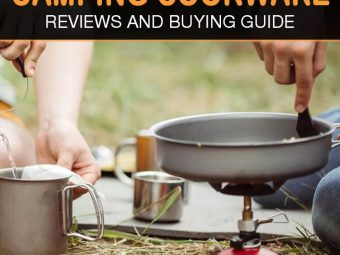 15 Best Camping Cookware To Buy Online In 2021 – Reviews And Buying Guided