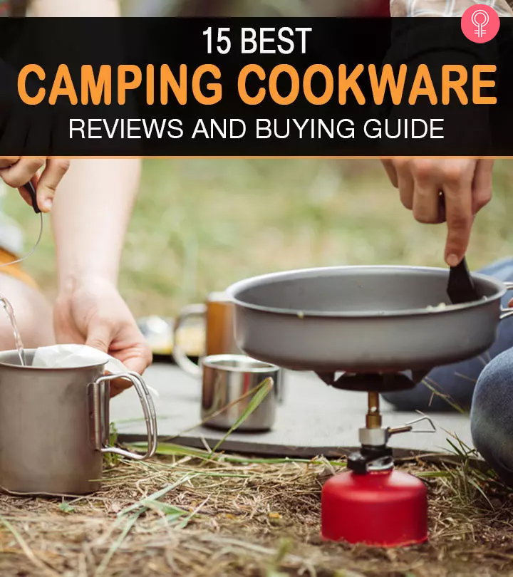 15 Best Camping Cookware To Buy Online In 2020 – Reviews And Buying Guided