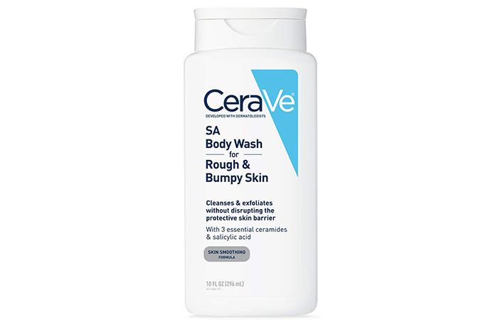 CeraVe SA Body Wash For Rough & Bumpy Skin