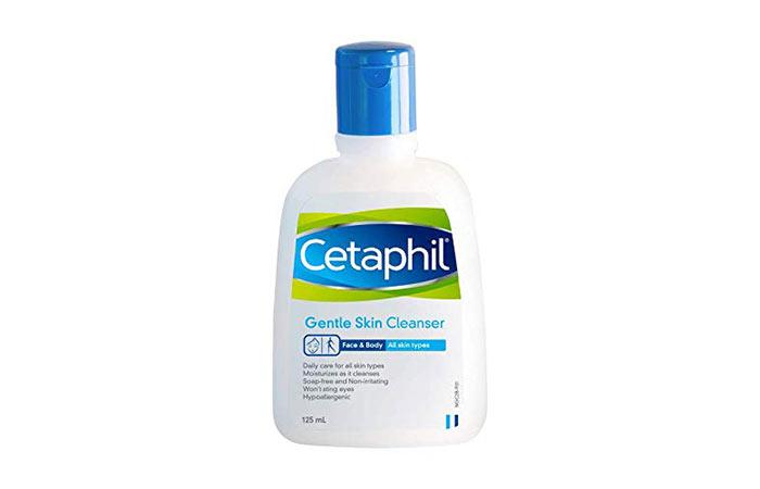 Cetaphil Gentle Skin Cleanser, 125 ml
