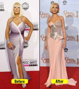 Revealed! How Christina Aguilera Lost 40 Pounds