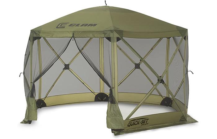 Clam Outdoors Quick-Set 9281 Escape Shelter Pop Up Tent
