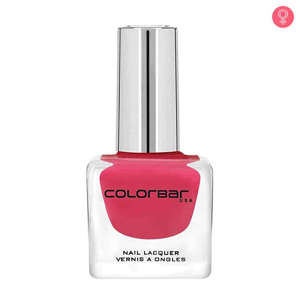 Colorbar Luxe Nail Lacquer