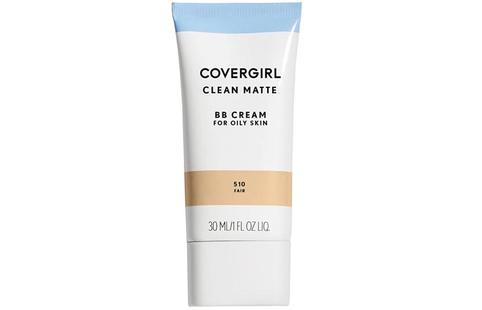Covergirl Clean Matte BB Cream For Oily Skin