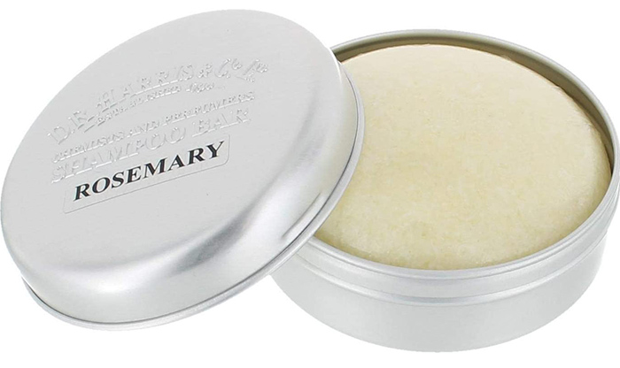 D.R.Harris & Co Rosemary Shampoo Bar