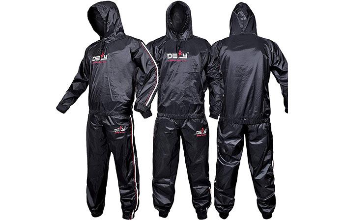 DEFY Sports Heavy Duty Sweat Suit – Best Durability
