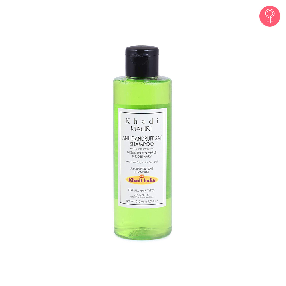 Khadi Mauri Herbal Anti Dandruff Shampoo