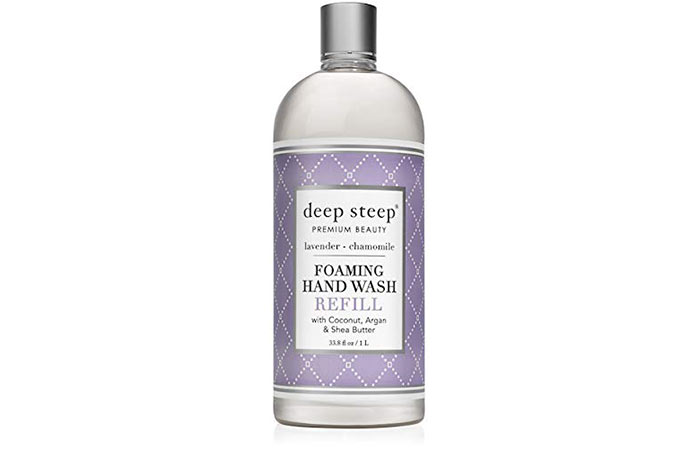 Deep Steep Foaming Hand Wash Refills