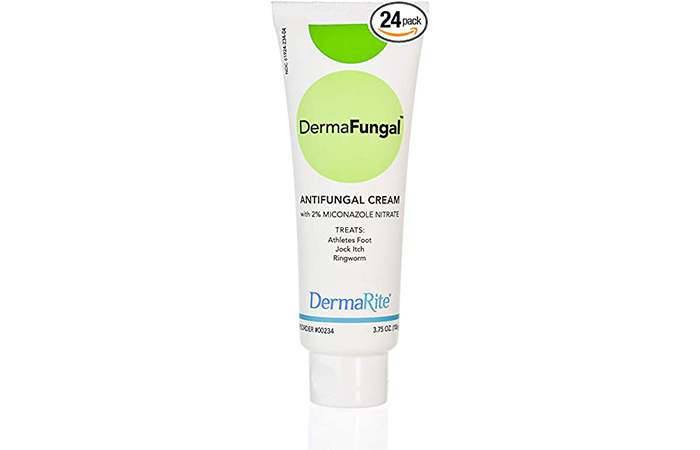 Dermafungal Athlete's Foot