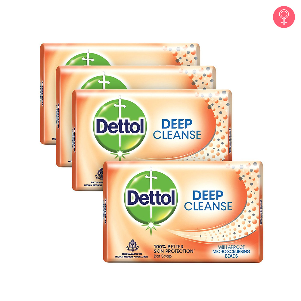 Dettol Deep Cleanse Soap