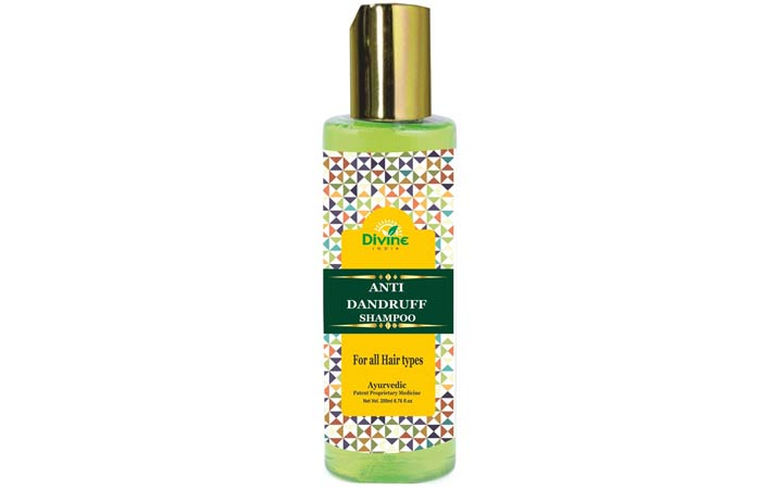 Divine Indian Anti Dandruff Herbal