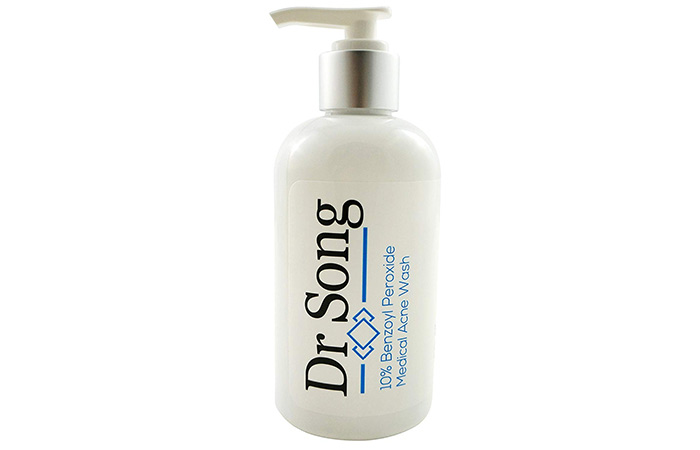 Dr. Song 10% Benzoyl Peroxide Wash