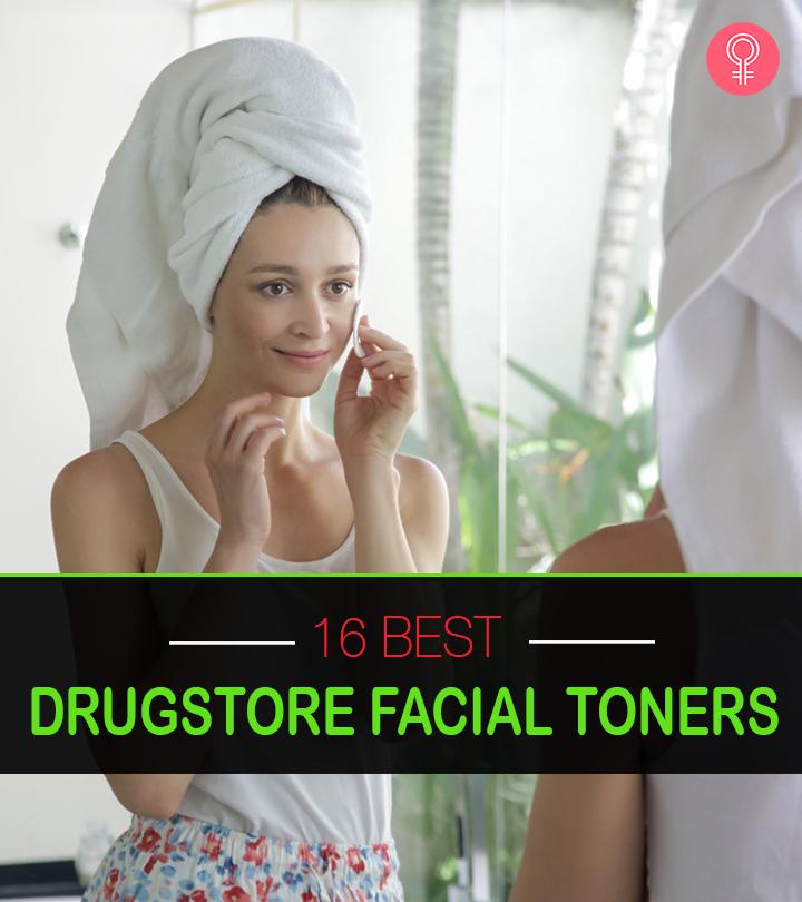16 Best Drugstore Facial Toners