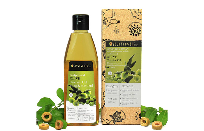 Dryflower olive oil