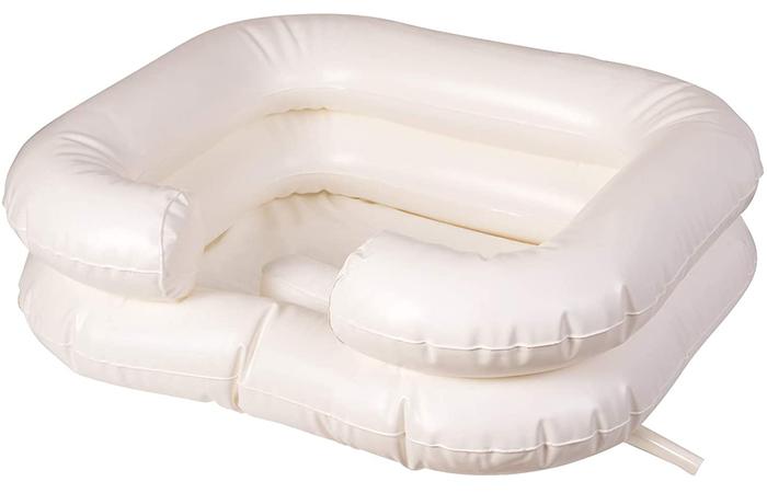 Duro-Med DMI Portable Inflatable Shampoo Bowl