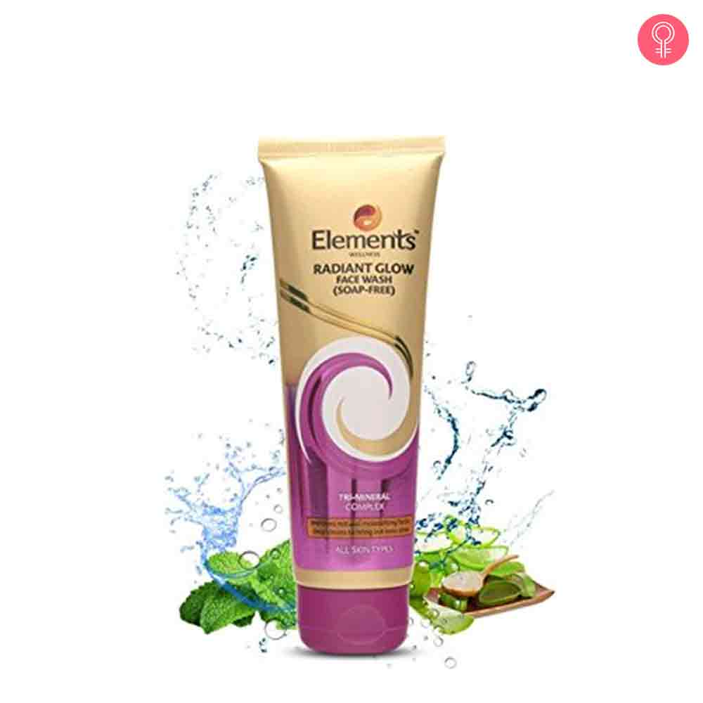 Elements Wellness Radiant Glow Face Wash