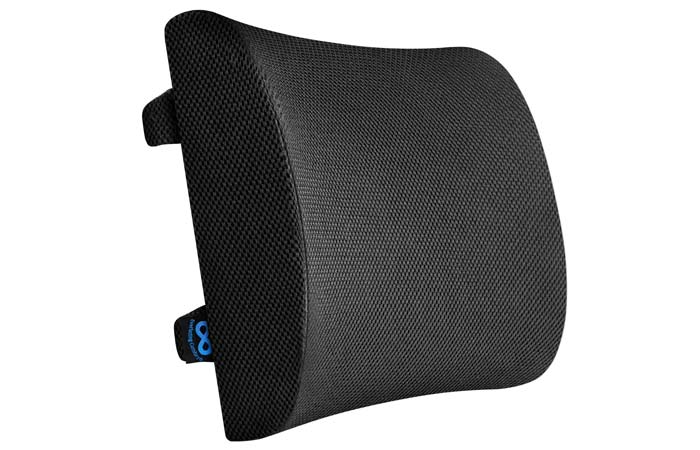 Everlasting Comfort Lumbar Cushion For Office Chair