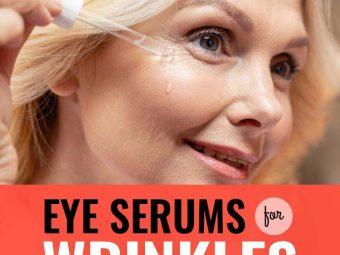Eye Serums For Wrinkles