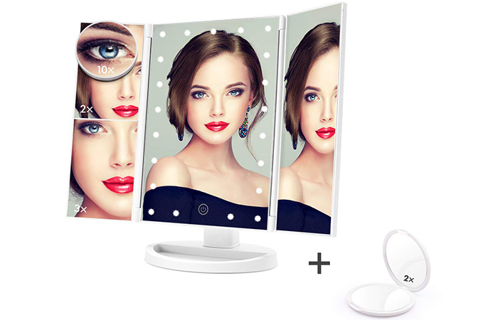 FASCINATE Makeup Mirror