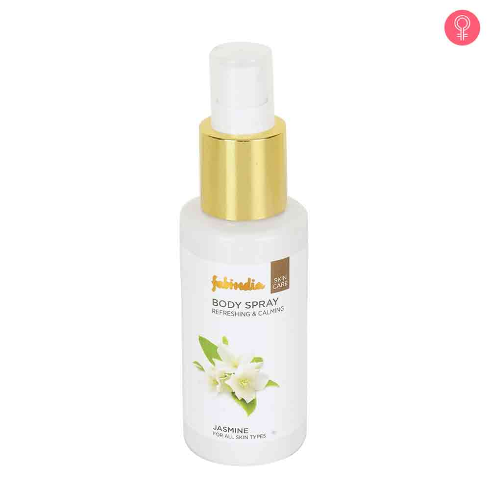 Fabindia Jasmine Body Spray