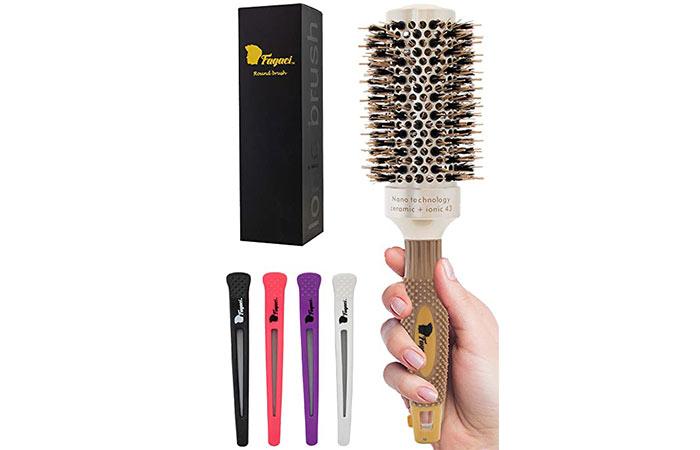 Fagaci Round Ionic Brush