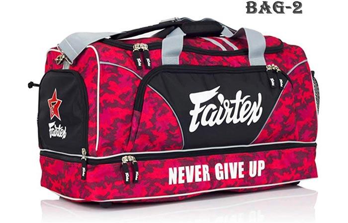 Fairtex Gym Bag