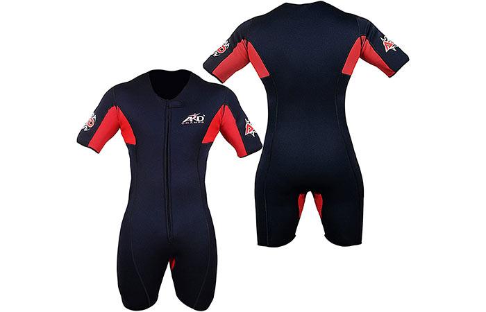 4Fit Neoprene Sweat Shirt – Best Core Warmer