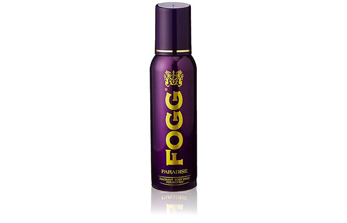 Fog fragrance body spray for women